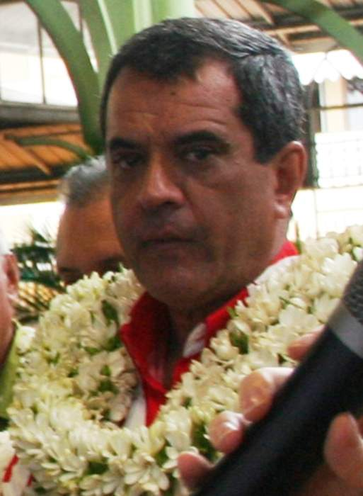 Édouard Fritch: President of French Polynesia