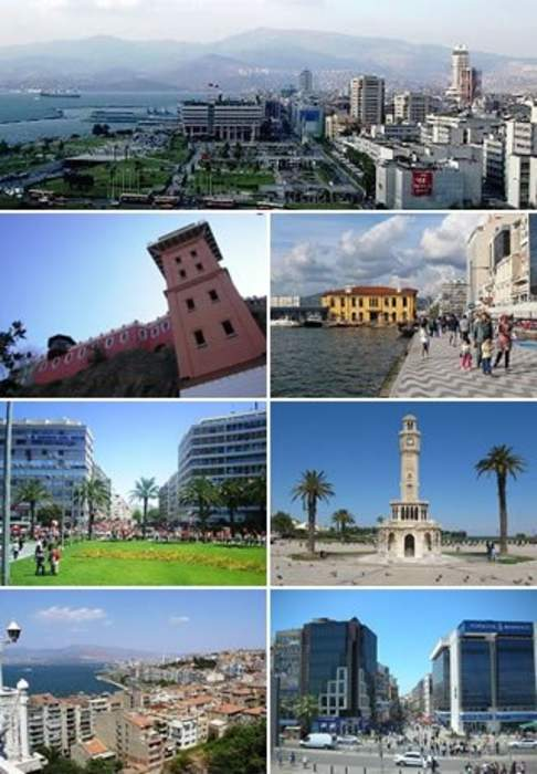İzmir: Metropolitan municipality in Aegean, Turkey