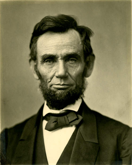 Abraham Lincoln: American politician and 16th president of the United States