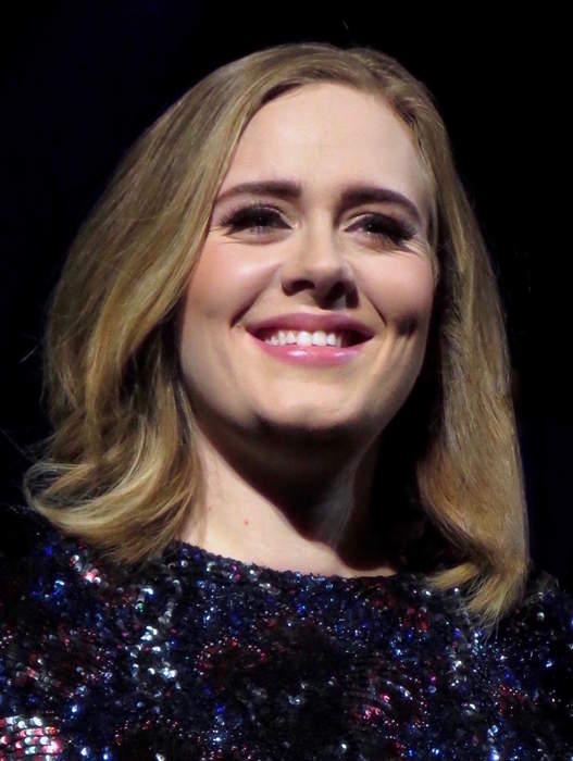 Adele: English singer-songwriter