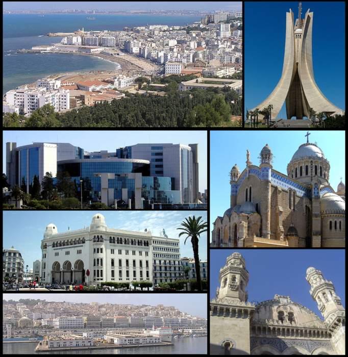 Algiers: Capital of Algeria