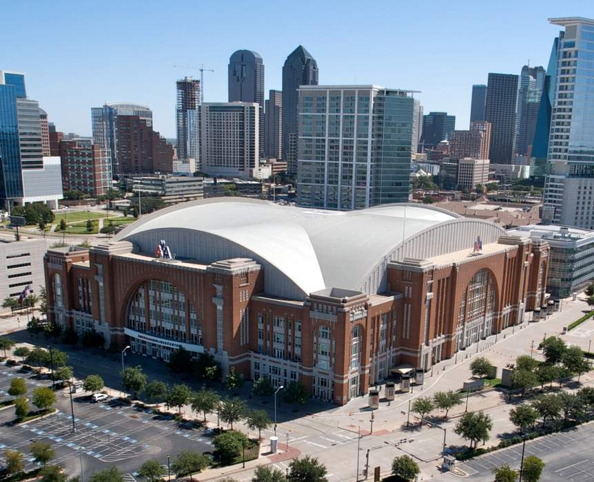American Airlines Center: Arena in Texas, United States