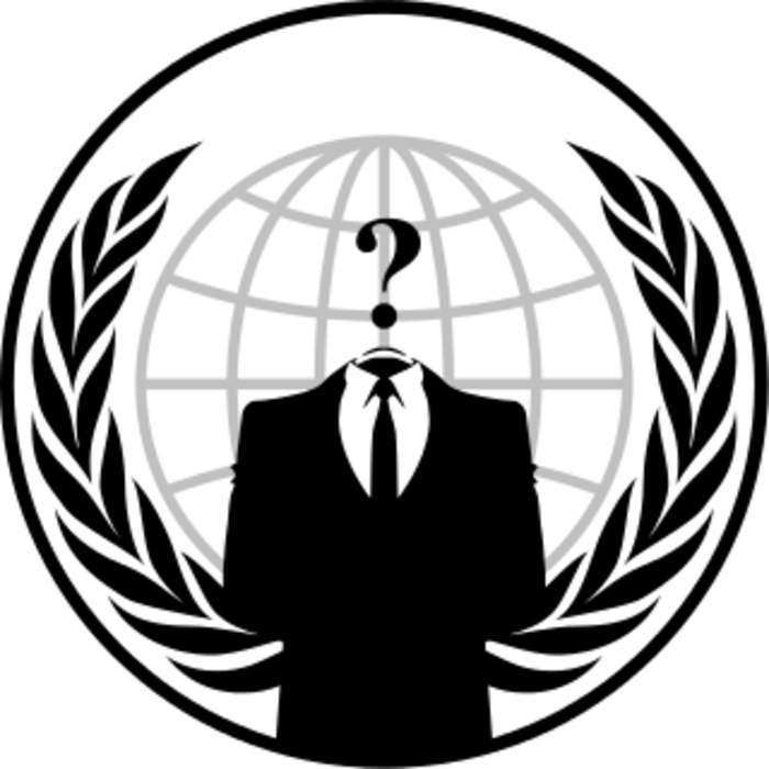 Anonymous (group): Hacktivist group