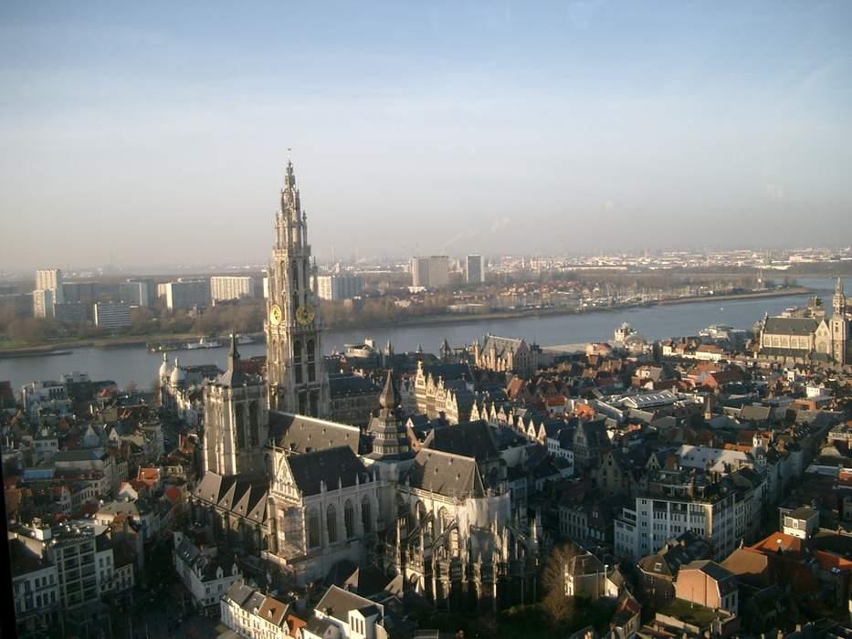 Antwerp: Municipality in Flemish Community, Belgium