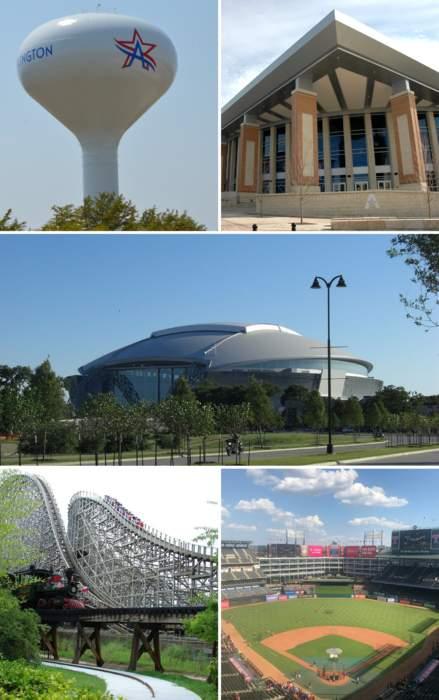 Arlington, Texas: City in Texas, United States
