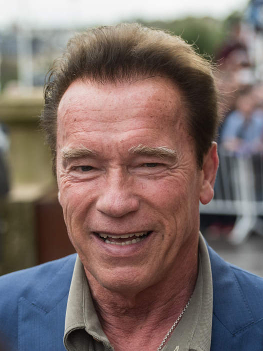 Arnold Schwarzenegger: Austrian-American actor, businessman, bodybuilder, and politician