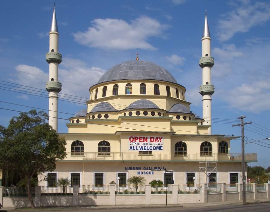 Auburn Gallipoli Mosque: