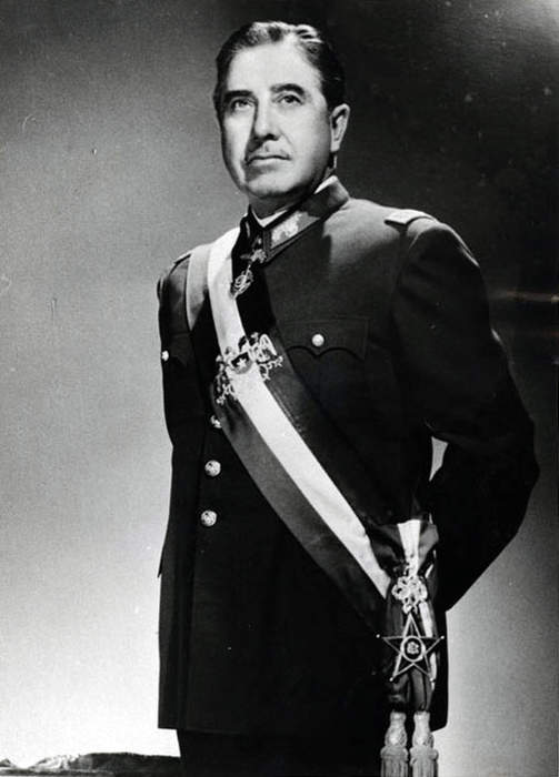 Augusto Pinochet: Former dictator of the Republic of Chile