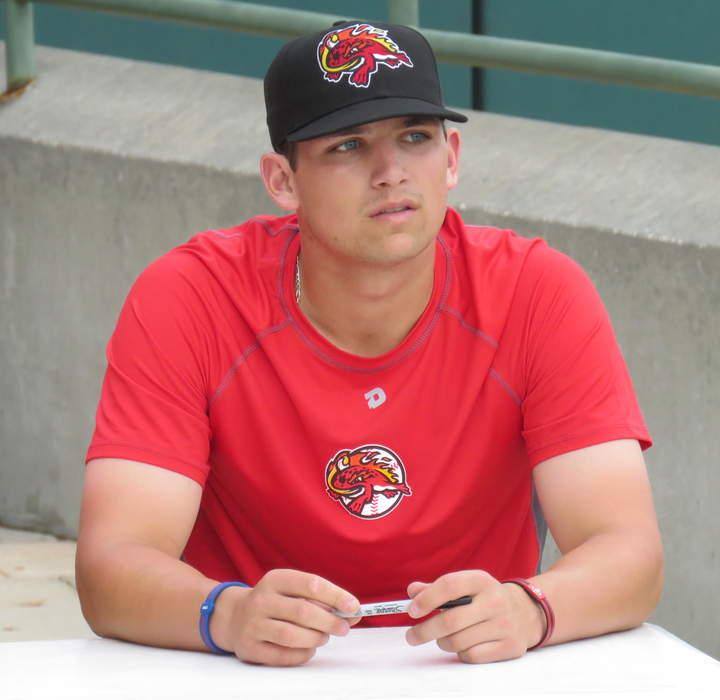 Austin Riley: American baseball player