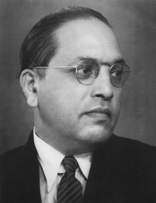 B. R. Ambedkar: India's first Minister of Law and Justice