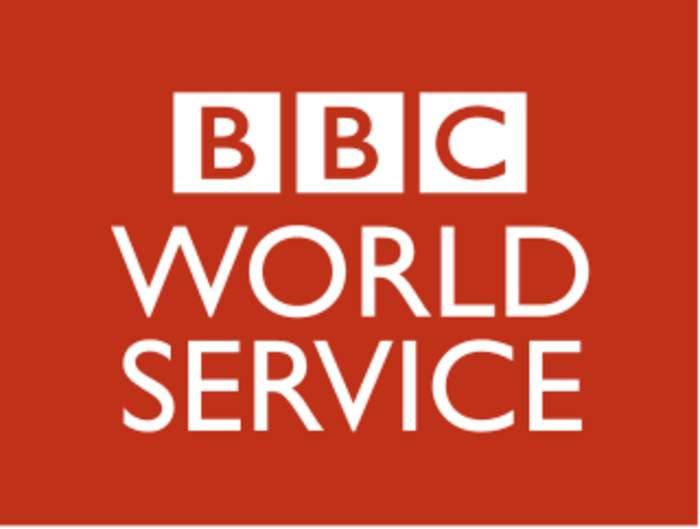 BBC World Service: International radio division of the BBC