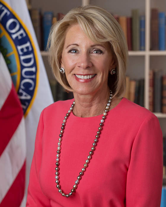 Betsy DeVos: 11th United States Secretary of Education