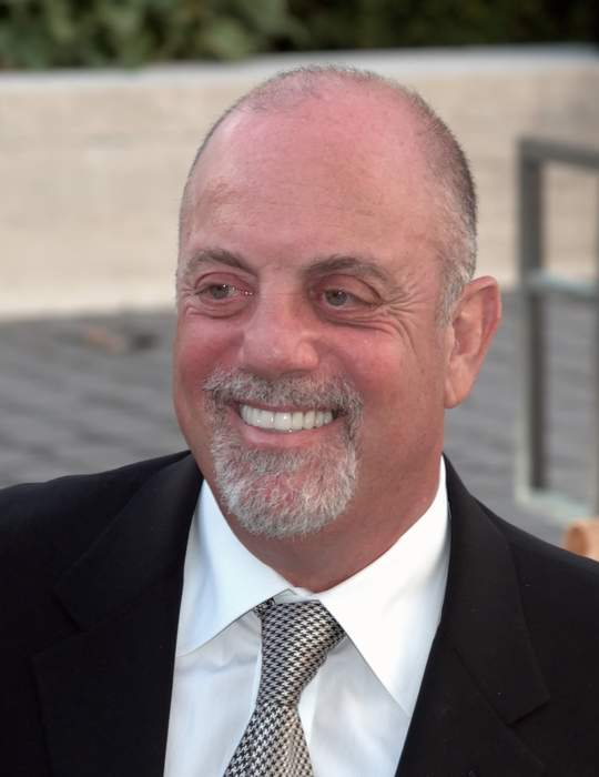 Billy Joel: American singer-songwriter, composer and pianist