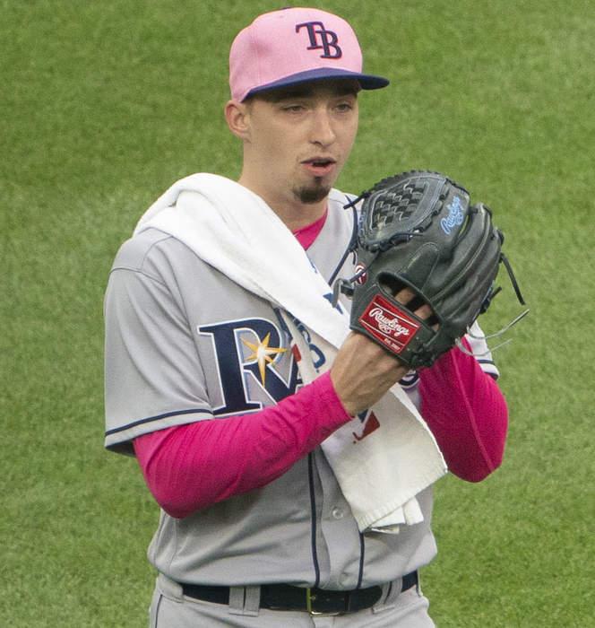 Blake Snell: American baseball pitcher