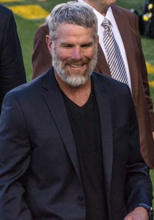 Brett Favre: American retired football quarterback