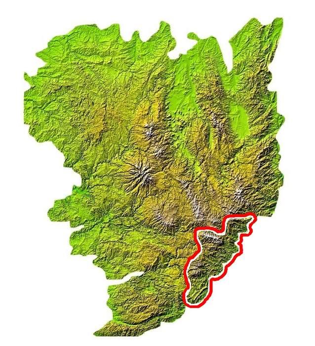 Cévennes: Mountain range