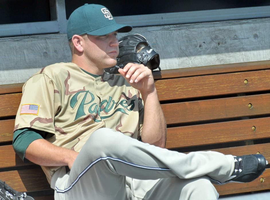 Charlie Haeger: American baseball player