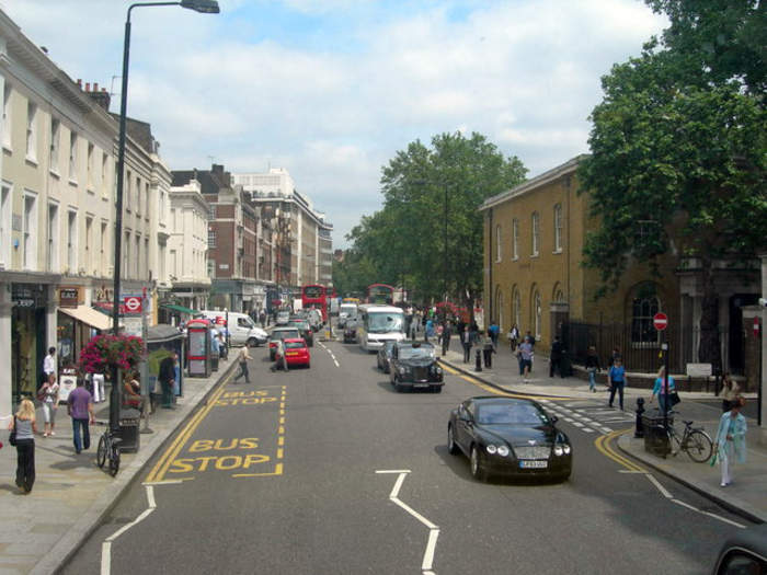 Chelsea, London: Human settlement in England