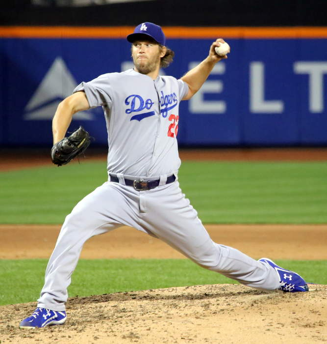 Clayton Kershaw: American baseball player