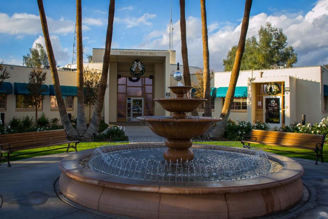 Coachella, California: City in California, United States