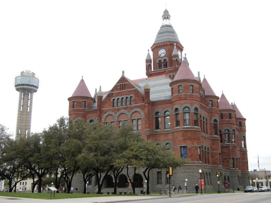 Dallas County, Texas: U.S. county in Texas