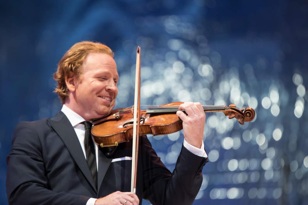 Daniel Hope (violinist): British violinist from South Africa