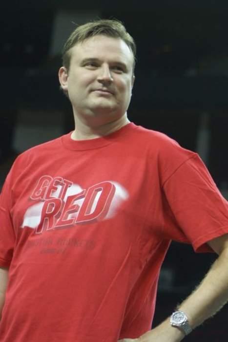 Daryl Morey: American basketball executive
