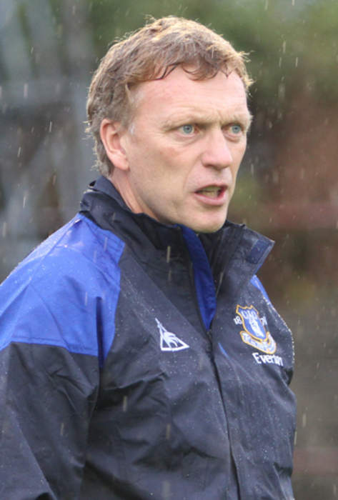 David Moyes: Scottish professional football coach and former player