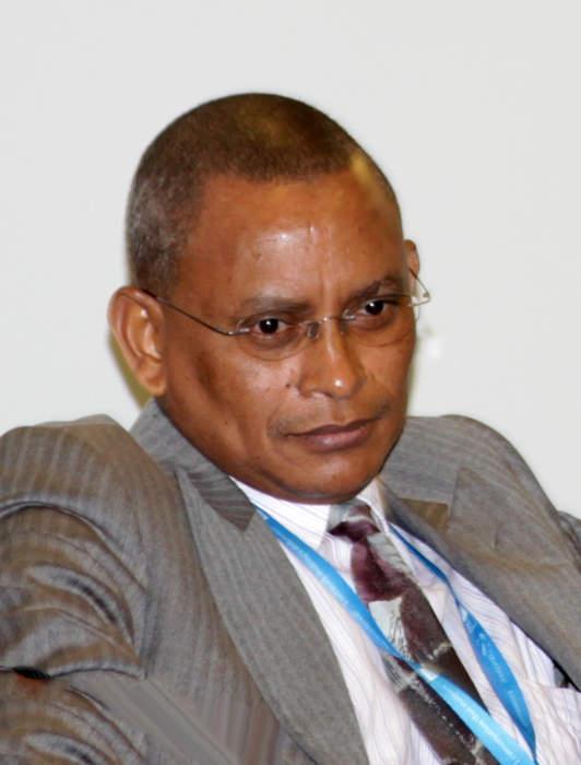 Debretsion Gebremichael: Ethiopian politician and President of Tigray Region