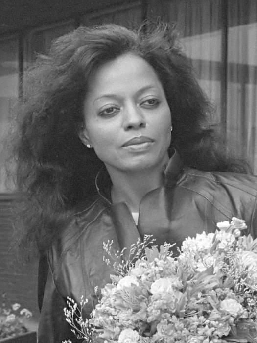 Diana Ross: American singer