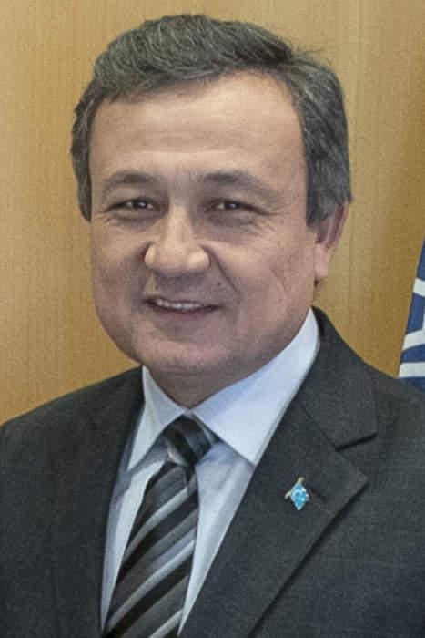 Dolkun Isa: Uyghur activist