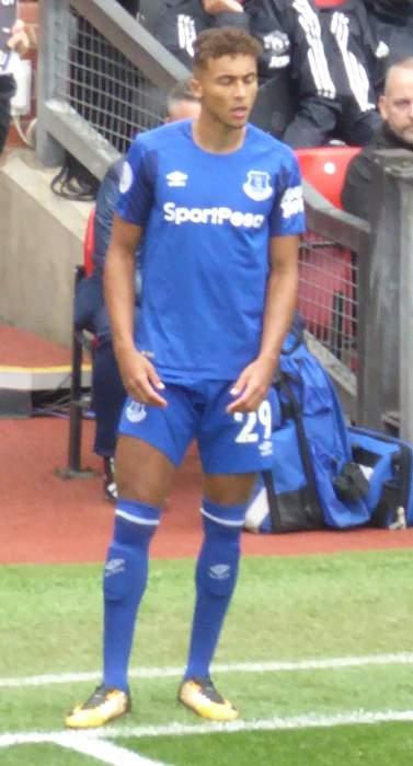 Dominic Calvert-Lewin: English association football player