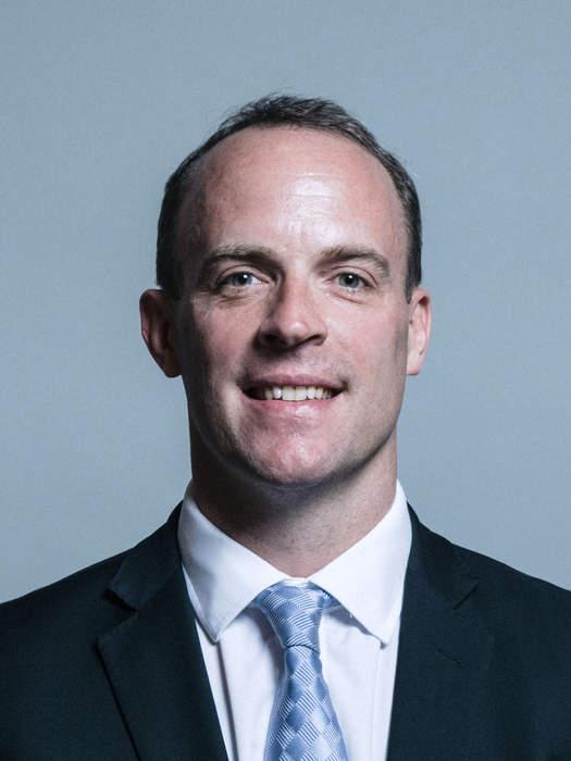 Dominic Raab: British Conservative politician, UK Foreign Secretary