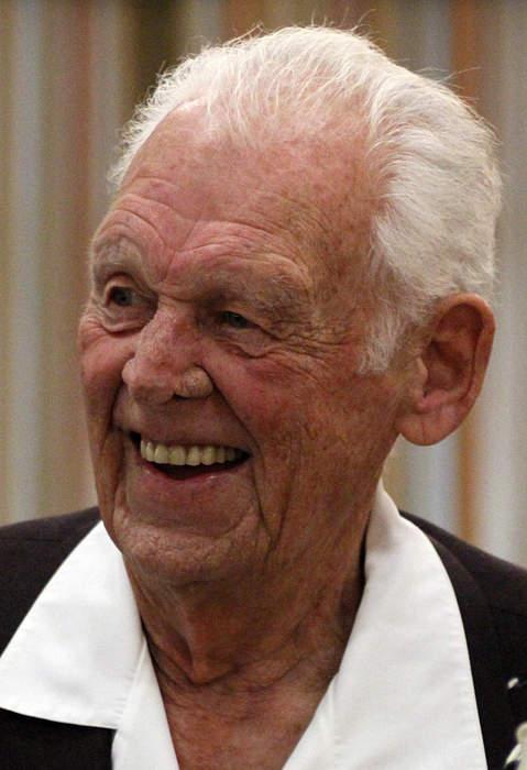 Don Larsen: American professional baseball pitcher