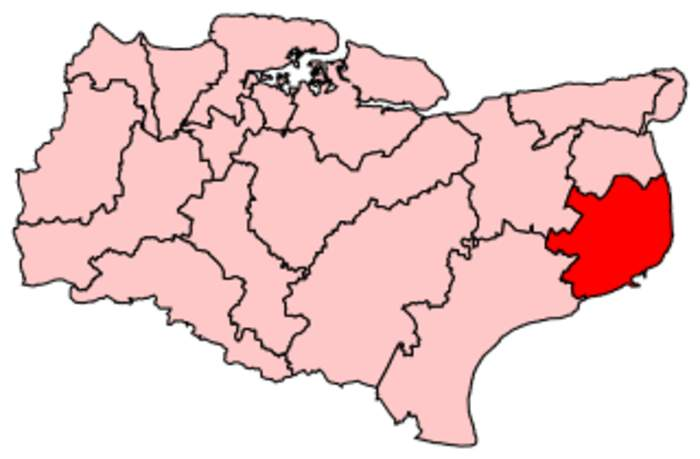 Dover (UK Parliament constituency): Parliamentary constituency in the United Kingdom, 1885 onwards