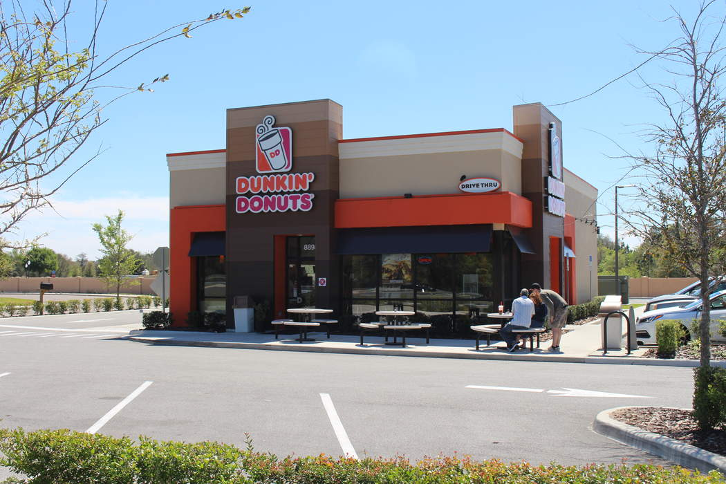 Dunkin' Donuts: American multinational coffee company and quick service restaurant
