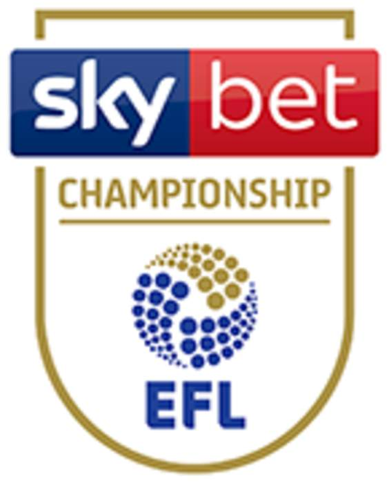 EFL Championship: Second tier of the football pyramid of professional football league in England