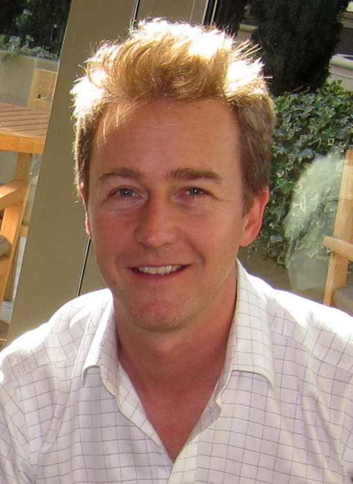 Edward Norton: American actor and filmmaker