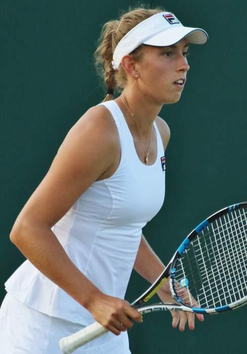 Elise Mertens: Belgian tennis player