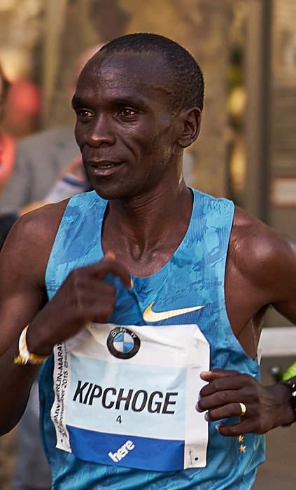 Eliud Kipchoge: Kenyan long-distance runner