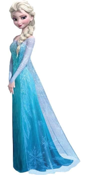Elsa (Frozen): Fictional character