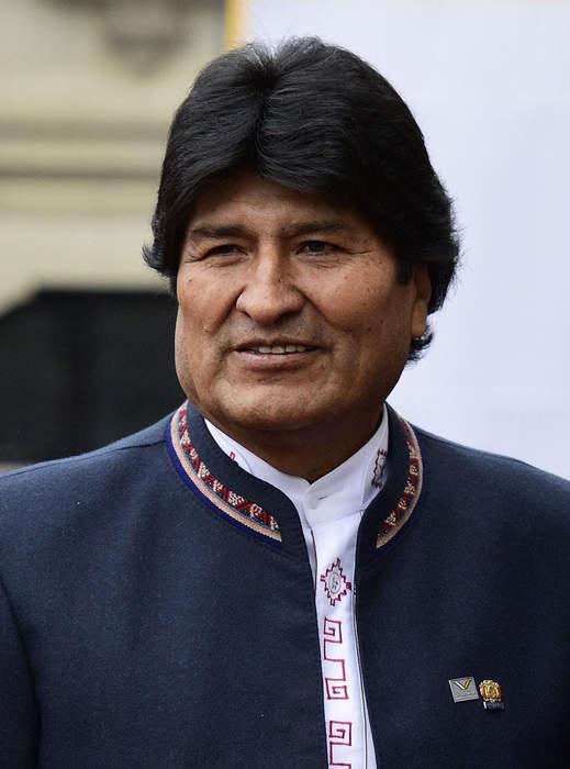 Evo Morales: Former Bolivian President and politician