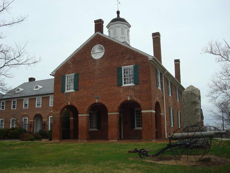Fairfax County, Virginia: County in Virginia