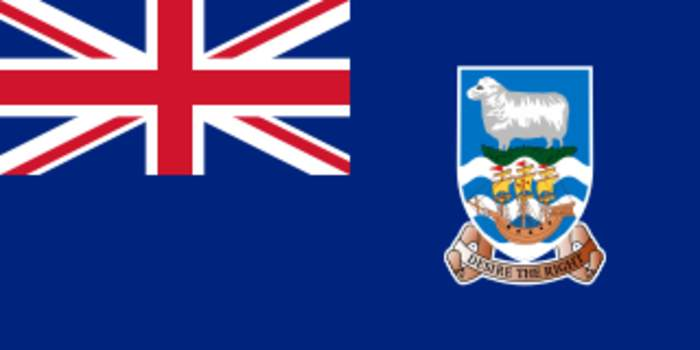 Falkland Islands: Group of islands in the South Atlantic