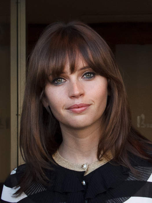 Felicity Jones: English actress