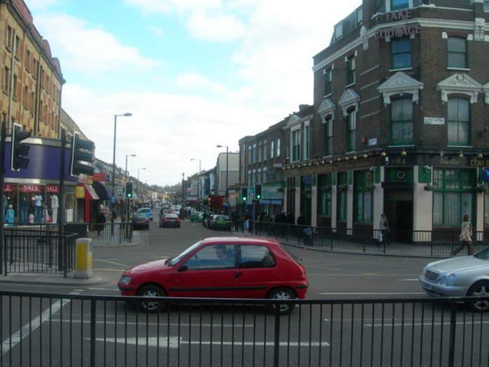 Finsbury Park (area): Area in north London, England
