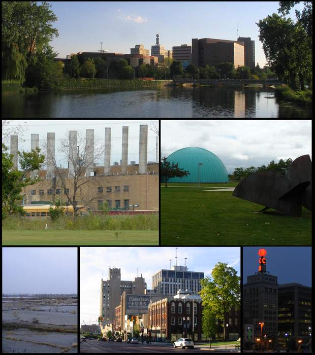 Flint, Michigan: City in Michigan, United States