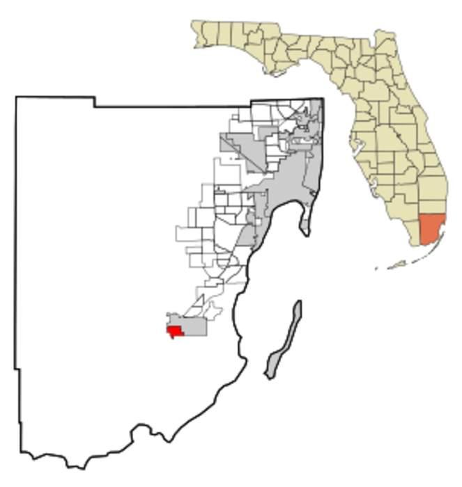 Florida City, Florida: City in Florida