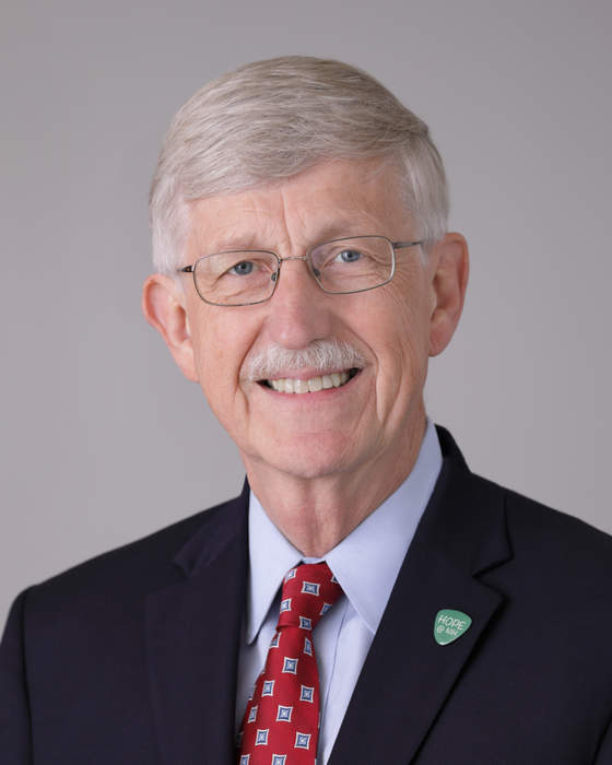 Francis Collins: American geneticist and director of the National Institutes of Health