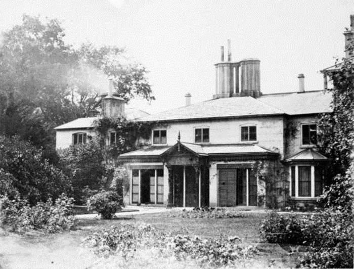 Frogmore Cottage: Historic building in Windsor, UK